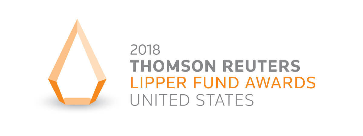 2018 Thomson Reuters Lipper Fund Awards - United States
